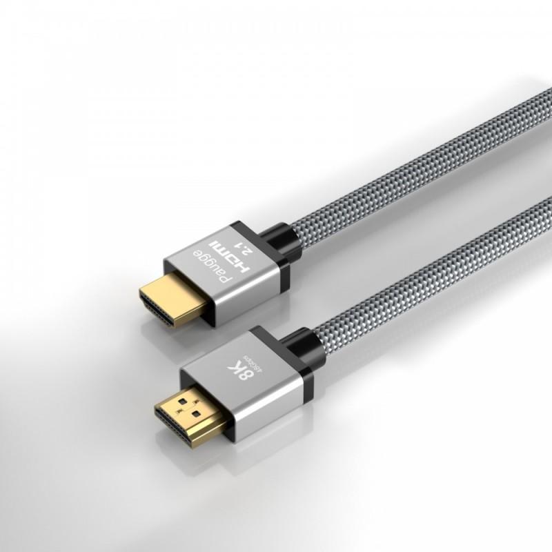 Paugge ATC Sertifikalı Hdmi 2.1 Kablo - 1 Metre