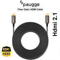 Paugge Hdmi 2.1 AOC Active Optical Fiber HDMI Kablo - 5 Metre