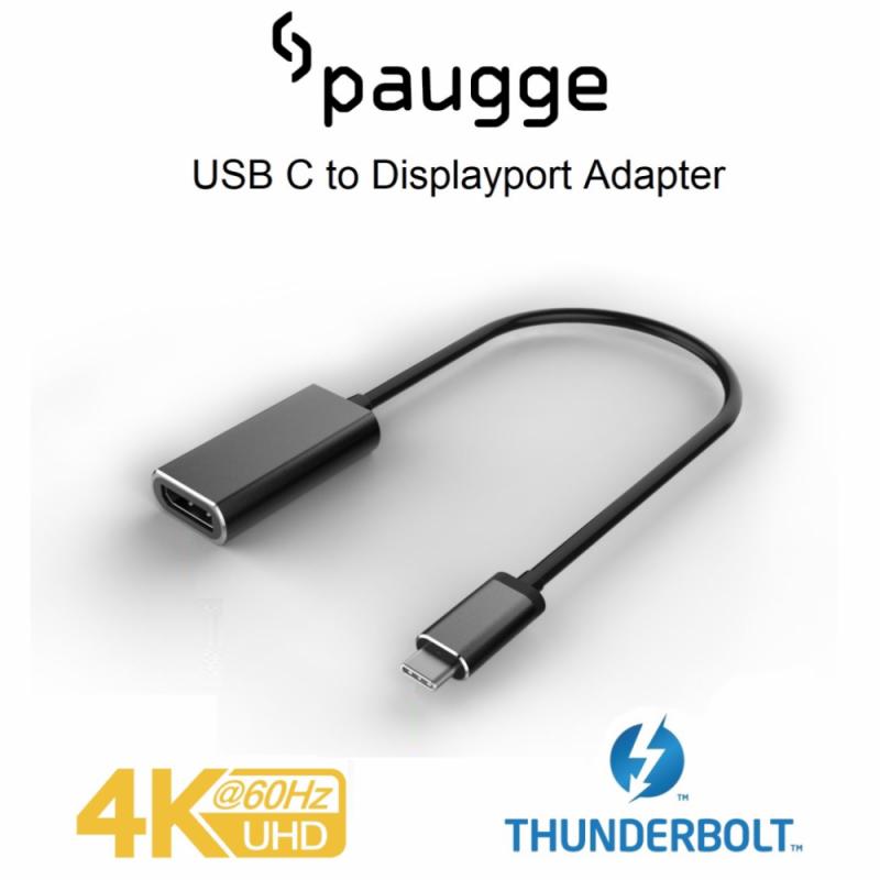 Paugge 4K 60Hz USB C to Displayport Adaptör