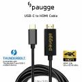 Paugge 4K 60Hz HDR USB C to HDMI Kablo