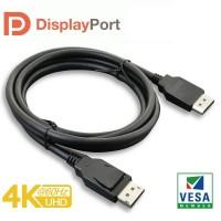 Paugge VESA Sertifikalı Displayport 1.2 Kablo - 5 Metre